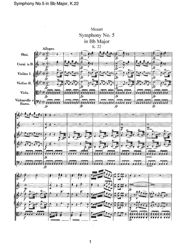 symphony no 5 Symphony no 5 in c minor, op 67 is a symphony by ludwig van beethovenit is the fifth of his nine symphonies it was written between 1804 and 1808 this symphony is one of the most popular and well-known works of classical music.